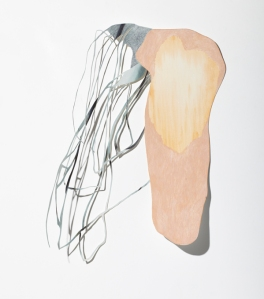 Anie Nheu_Strung with promises_2012_77.5 x 68 cm