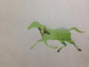 1. Horse
