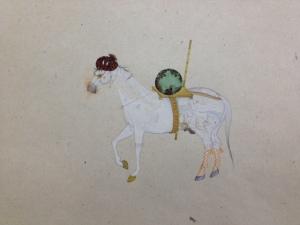 2. horse