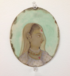 Portrait lady Ajay