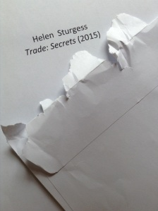 Helen Sturgess and Mo Trade Secrets