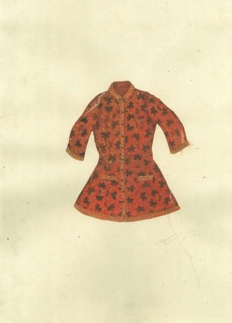 Ajay Sharma coat copy