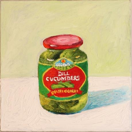 Brenda Samuels_Dill cucumbers (polski ogorki)