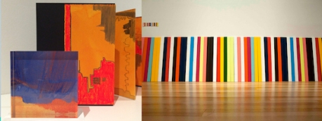 Merryn J TREVETHAN 'seigementality' and Francesca Mataraga 'fence fragment'